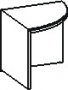 Модуль конференц-стола угловой 1